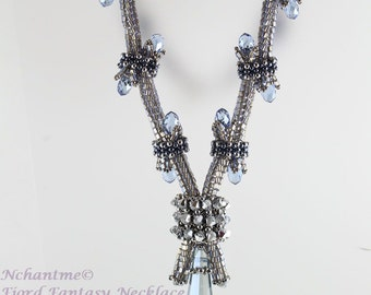 Fjord Fantasy Necklace Instant Download