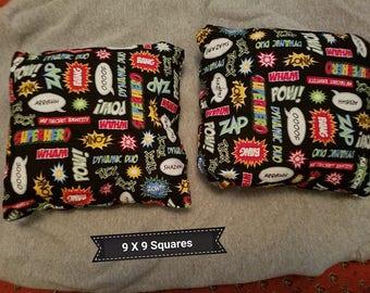 Super Hero Pillows