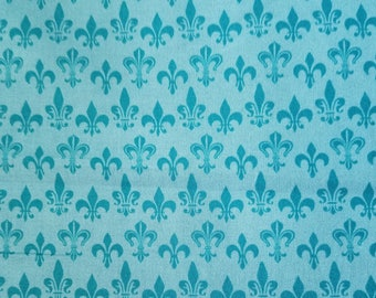 Victorian Symbals Cotton Fabric
