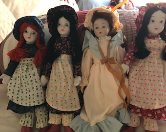 Country  Girls Dolls