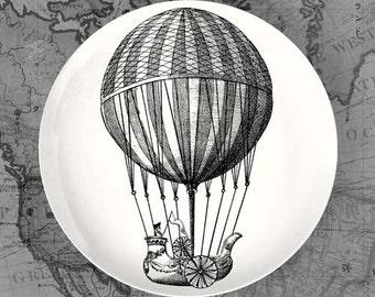 Balloon no. 1 plate