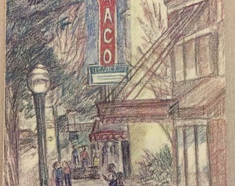 Hippodrome Theatre, Waco, Texas