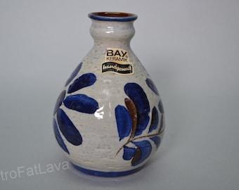 Bay Keramik West Germany ceramic vase 610 17