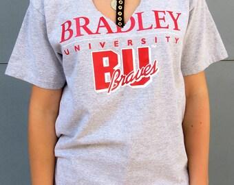 College Tee (Bradley University)