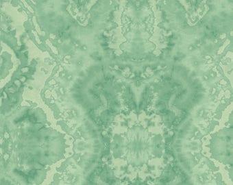 Seafoam Aqua Flannel Fabric-Comfy Blender Flannel- A E Nathan-2Ply Flannel-Seafoam Flannel-Nursery Flannel-Baby Quilt Flannel-Aqua Flannel