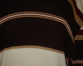 Vintage Collared Pullover