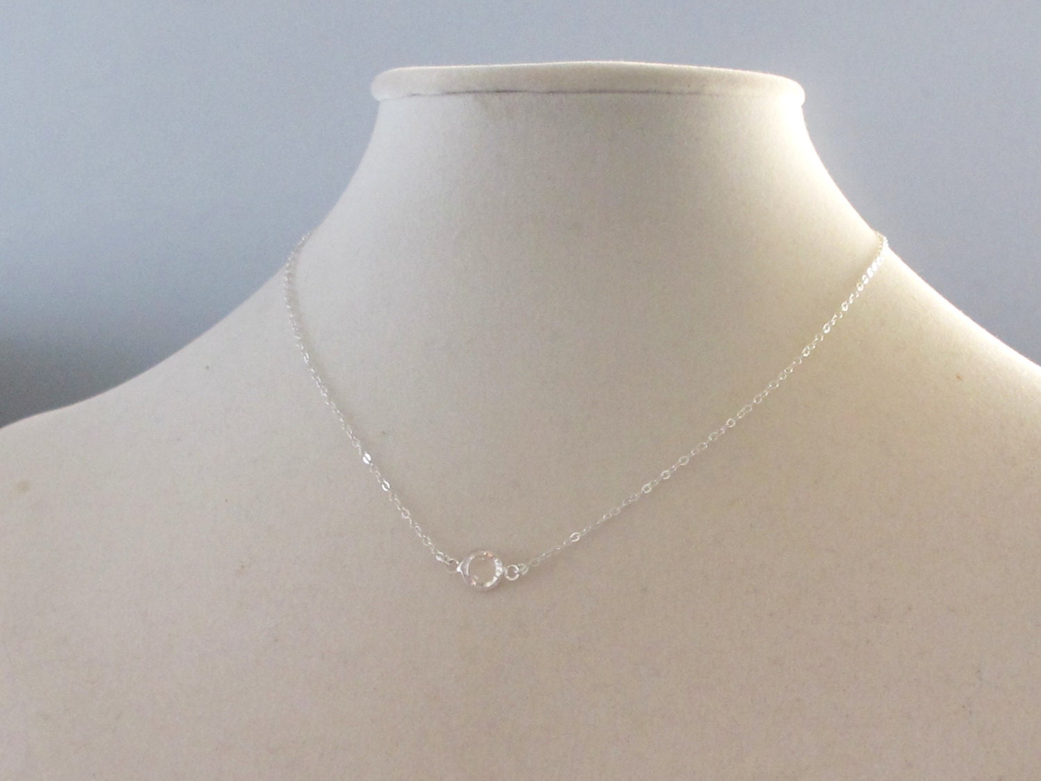 Swarovski crystal necklace solitaire necklace crystal zoom mozeypictures Image collections