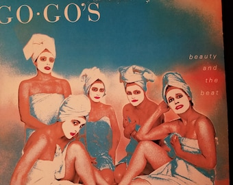 Go-Go's - Beauty and the Beat Viinyl
