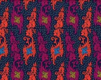 Anna Maria Horner - Balancing Act Navy - Honor Roll Collection - Per Yard Price