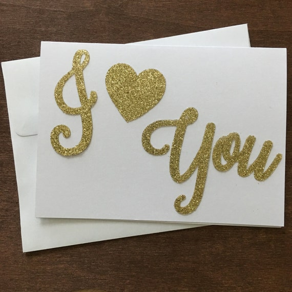 Valentineu0027s Day Card Say I Love You Love Card Perfect