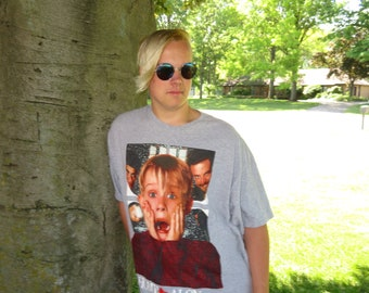 Vintage Home Alone t-shirt