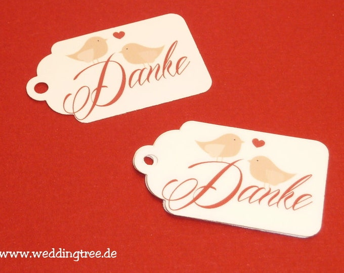 40 followers Thank you-guest gifts for the wedding