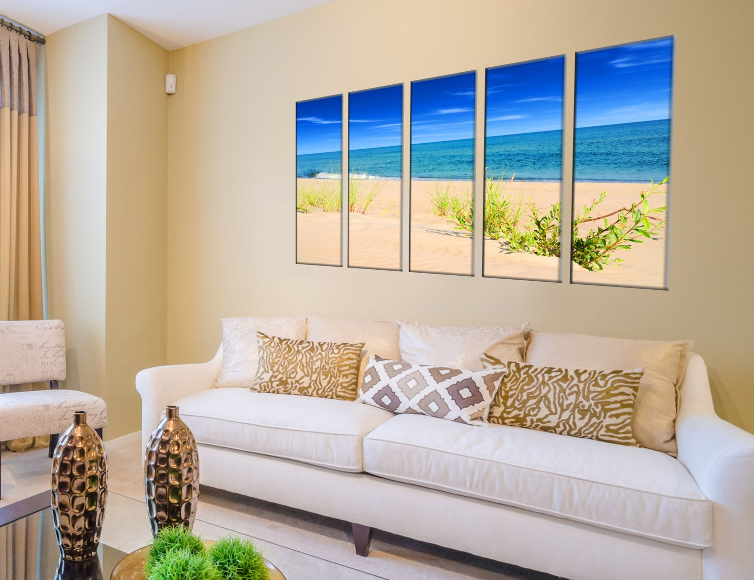 Canvas Prints - Beach Canvas Art - Beach Photo Prints - Ocean Canvas ...