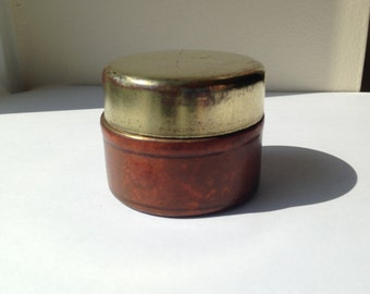 Antique Travel Inkwell