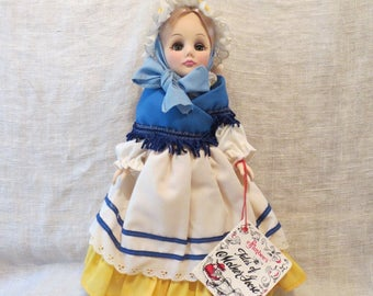 """Effanbee's Tales of Mother Goose Doll 11"""""""
