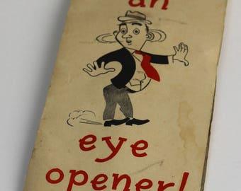 Vintage Advertsing -Pin Up Letter Opener by Gil Elvgren -