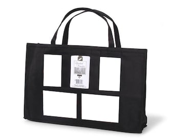 5 Window Tote