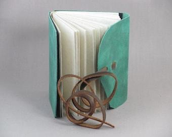 Leather Journal / Sketchbook - Pocket size
