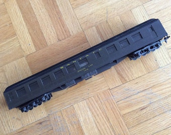 Vintage model train vagon HQ scale made in Italy