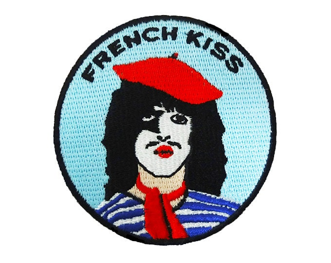 French Kiss Patch