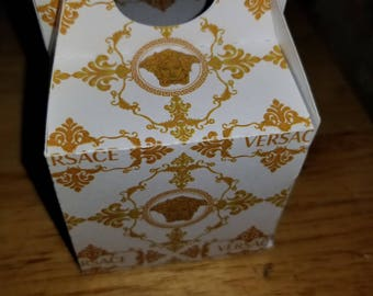 Versace Inspired favor boxes ONLY