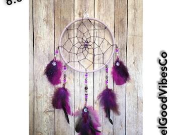 Pink & Purple Dream Catcher