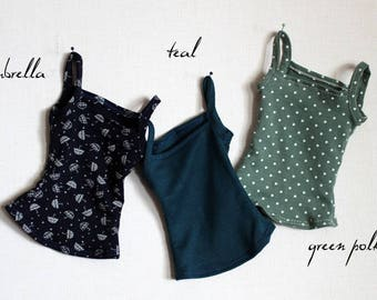 Simple camisole for 1/3 SD bjd (colour selection)