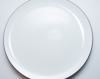 Mikasa Terrastone Snow White Plate or Platter