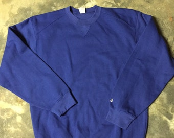 Badger Sport Sweatshirt Royal Blue