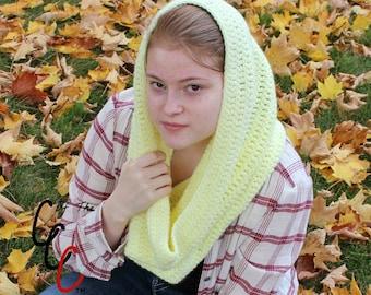 Marissa Cowl | Crochet Pattern | Fall Cowl Crochet Pattern | Crochet Fall Cowl Pattern | Adult/Teen Crochet Cowl Pattern | PDF Pattern