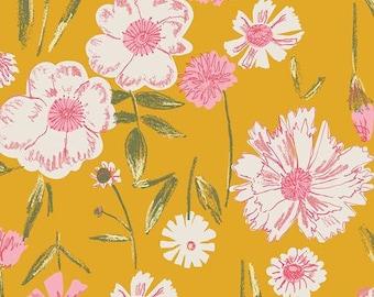 Perennial Printemps - Printemps Fusion - HALF YARD - Art Gallery Fabric - Cotton Fabric - Quilting Fabric