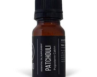 Patchouli Essential Oil, Pure Essential Oil, Aromatherapy, Patchouli Oil, Patchouli