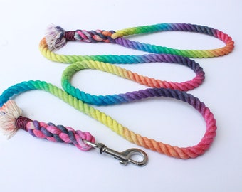 Rebel Rainbow with Stainless Steel Clip