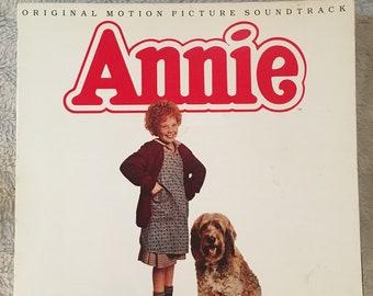 Vintage Annie Vinyl