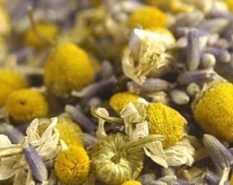 Chamomile and Lavender Tea  **Caffeine Free** - Certified Organic