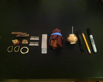 Leather Crafting Starter Kit