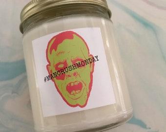 MANCRUSHMONDAY Soy Candle