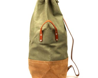 Authentic Swiss Army Pack Bag