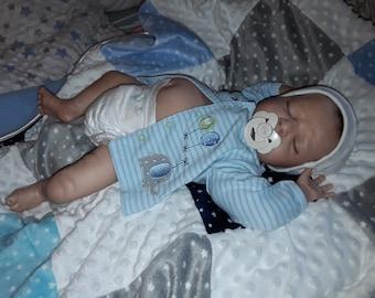 Reborn Baby Isaac