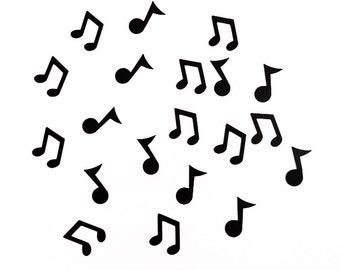 Music Note Confetti | Music Confetti | Music Notes | Music Theme Confetti | Sheet Music Confetti