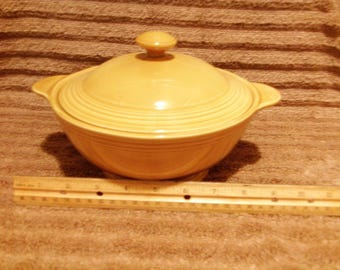 Casualstone Coventry Covered Casserole 1970 Homer Laughlin