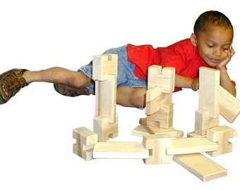 Little Builder 18 Piece Block Set