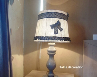 Old lamp revisited, vintage style