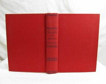 Mr. Skeffington,  by Elizabeth von Arnim,  Published by Doubledy Doran 1940 Hardcover Novel Fiction, Romantic Drama