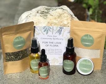 Flora Apothecary Subscription Box