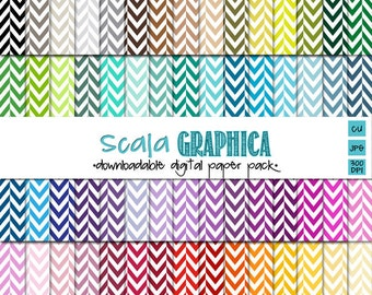 Tracks Digital Paper Basic 37 [Instant Download]