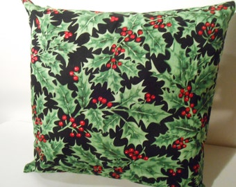 Christmas Holiday PIllow Cover, FREE SHIPPING in US!