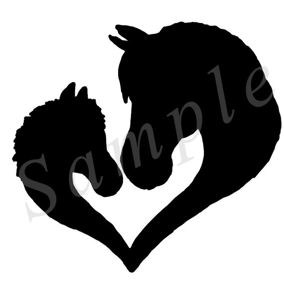 Heart Shaped Stencil For Cake
