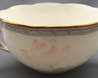 Noritake Garden Empress Handled Soup Cup