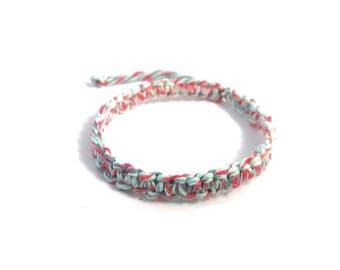 Bracelet macrame woman